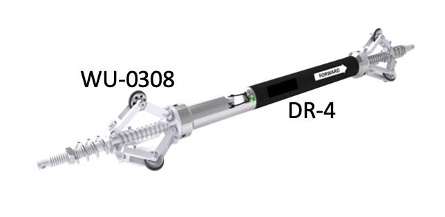 Reduct DR4 / ABM90 Wheel-Unit-0308 case study