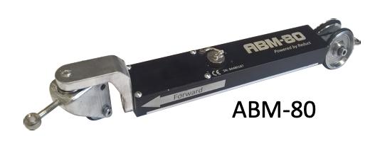 Reduct ABM-80 Case study flat floor profiling