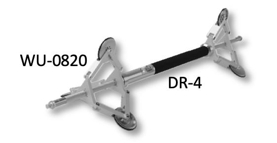 Reduct DR4 / ABM90 Wheel-Unit-0820