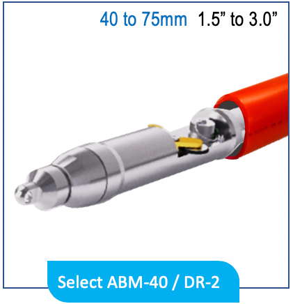 Reduct ABM-40 DR-2 small duct mapping product