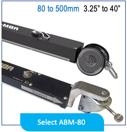 """Reduct ABM-80 ID80 ID500 3,25"""" 40"""" mapping product"""