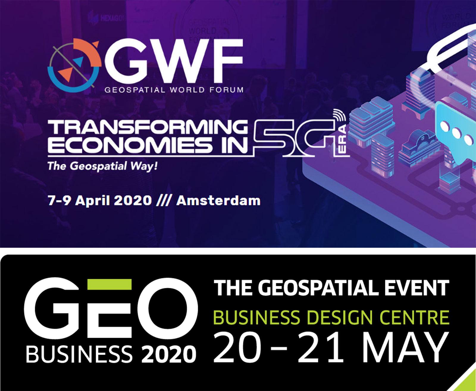 Reduct op GWG en GEO beurs 2020